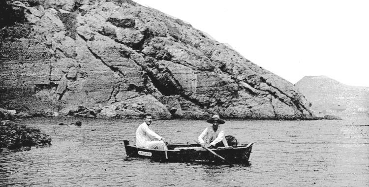 La Isla de Adentro - Santiago Marina, Rubén Navarrete y Marisa Sánchez
